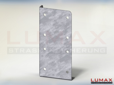 LUMAX-Protect 670 IB Winkel links, 90x315 mm, Höhe 670 mm
